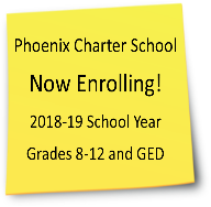 2018-19 Phoenix School Year Registration
